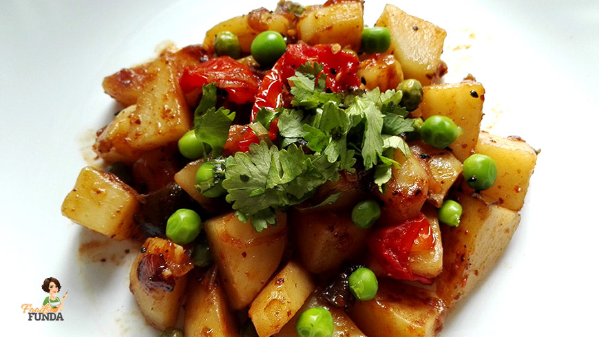 Aloo-chaat by foodsfund.com