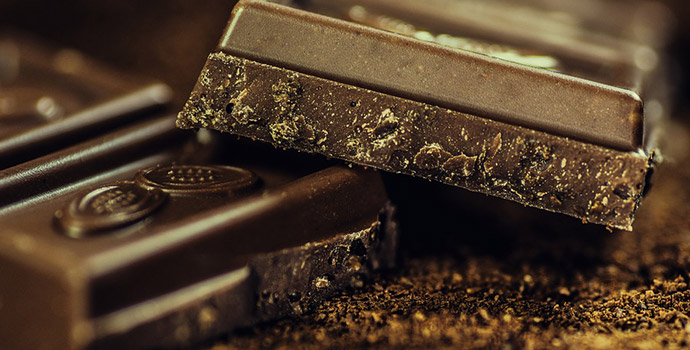 Dark Chocolate for Healthy Skin