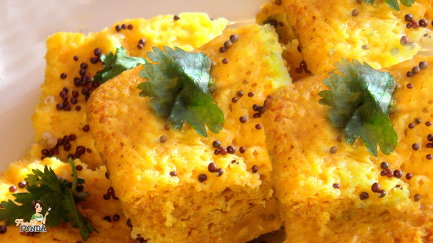 dhokla by foodsfunda.com
